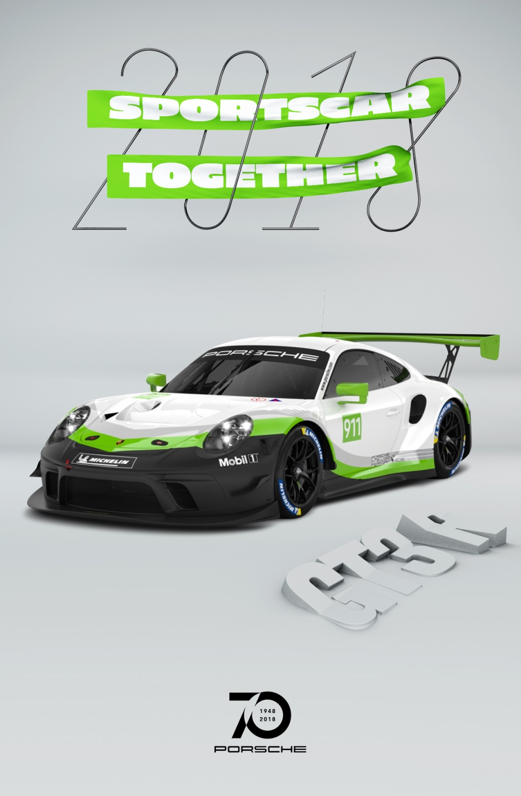 Jonathan Mendoza Porsche